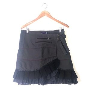 Unique Wrap Around Skirt